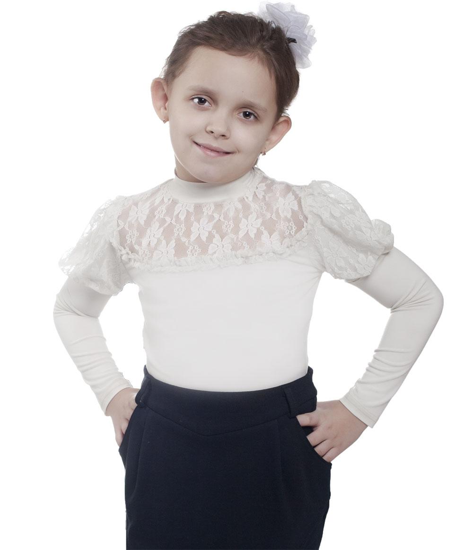 bluzka-1899r-5. платья крючком для детей Блузка