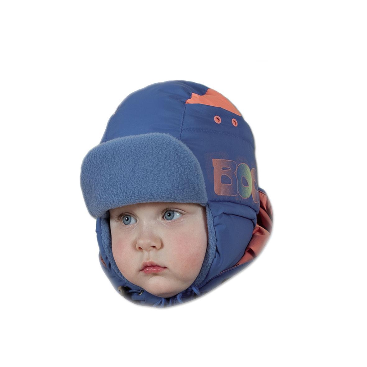 Схема вязания детской шапки спицами