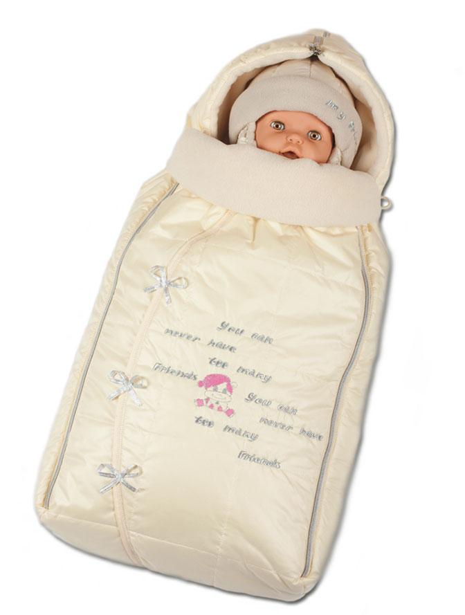 Сшить зимний конверт трансформер для новорожденного зимний 60