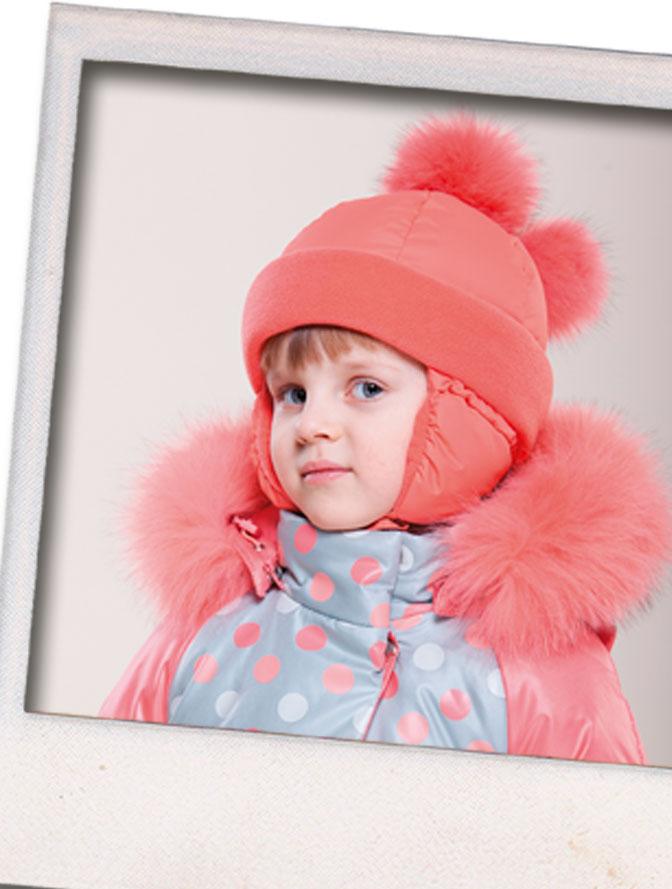 Шапки с помпоном детские все о моде