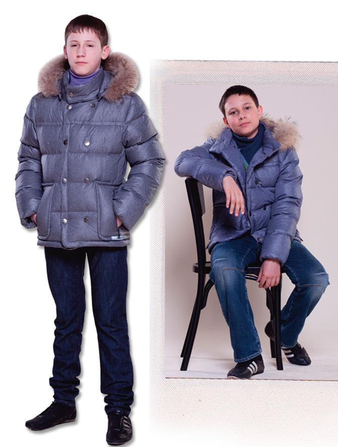 Детские зимние куртки для девочек з-082