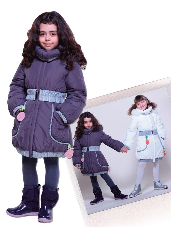 Пальто зимнее для полных