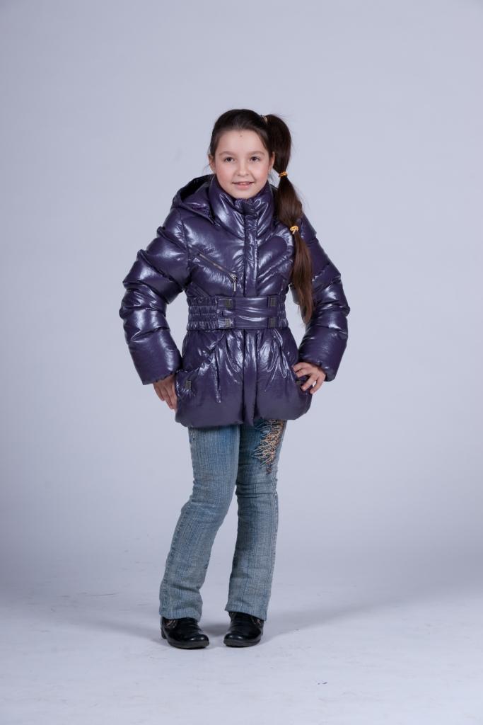 Детские зимние куртки для девочек (З-201